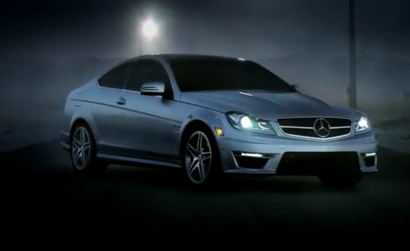 Mercedes-Benz Debuts C-Class 'Unchained' Commercial