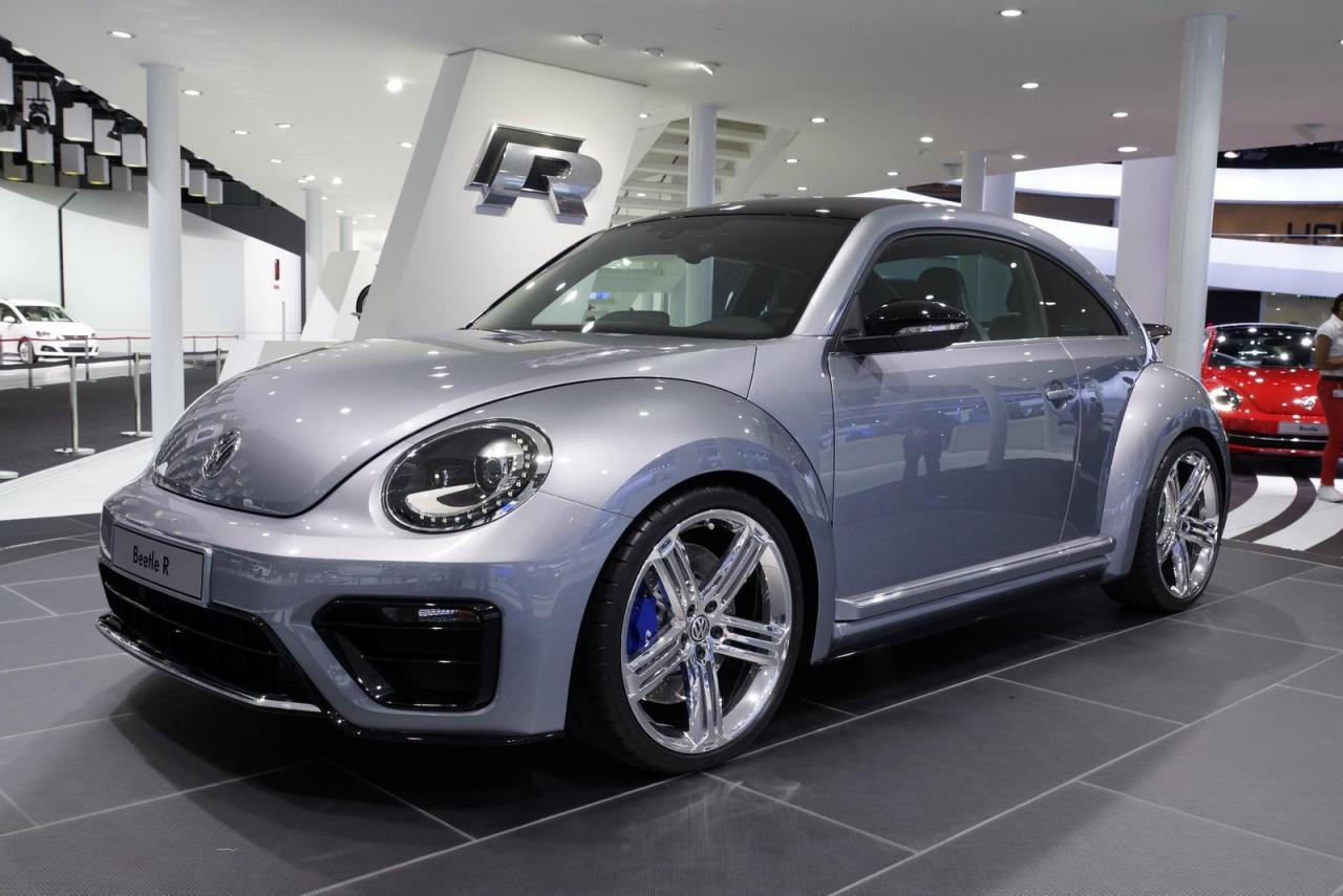 Volkswagen Beetle R Concept Revealed at Frankfurt Motor Show