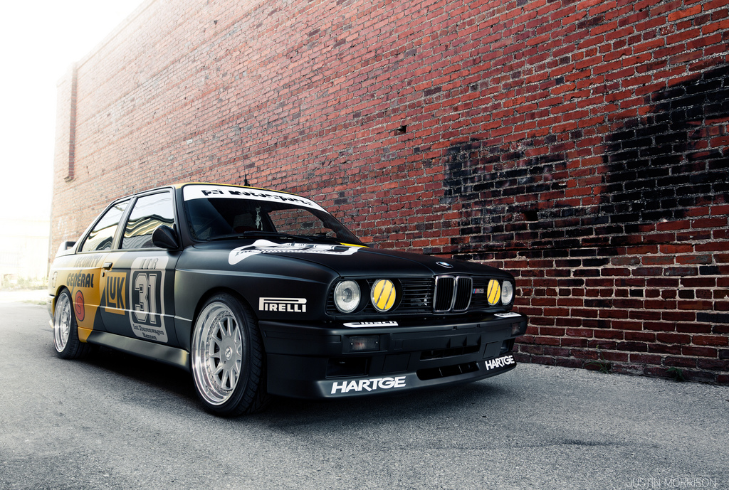 Kurt Thiim E30 Bmw M3 Dtm Project Replicated From 1 18 Scale Model Car Automotive Addicts