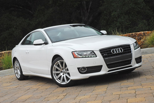 2011 Audi A5 2.0 TFSI Quattro Coupe Review & Test Drive