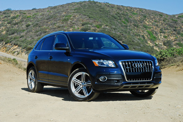 2011 Audi Q5 3.2 Quatrro S-Line Review & Test Drive