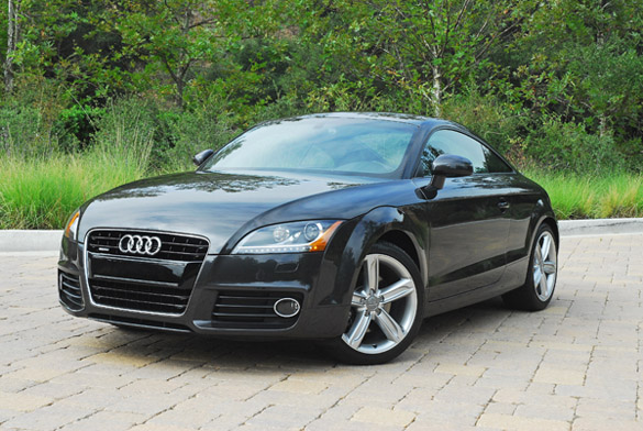 2011 Audi TT 2.0 TFSI Quattro S-Tronic Coupe Review & Test Drive
