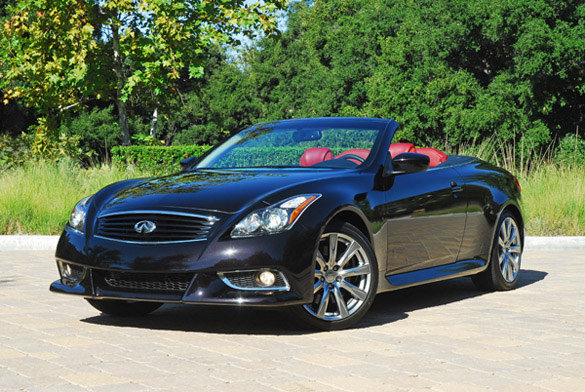 2011 infiniti g37s limited edition hardtop convertible review test drive. Black Bedroom Furniture Sets. Home Design Ideas