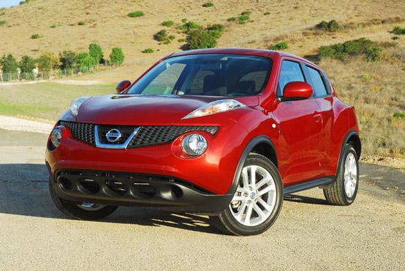 2011 Nissan Juke SV Review & Test Drive