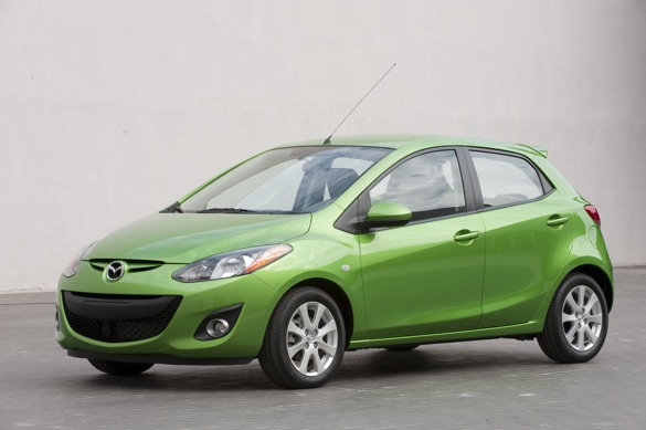 2013 Mazda2 May Come In Turbo Flavor: Report