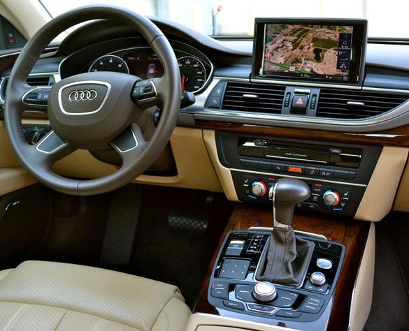 2012 audi a7 3 0 tfsi quattro prestige review test drive. Black Bedroom Furniture Sets. Home Design Ideas