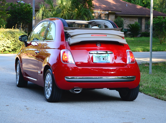 2012 fiat 500c convertible lounge review test drive. Black Bedroom Furniture Sets. Home Design Ideas