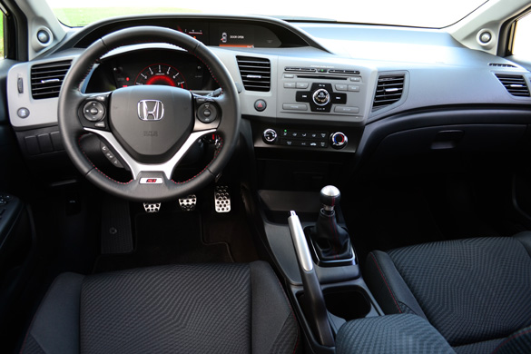 2012 Honda Civic Si Review Amp Test Drive