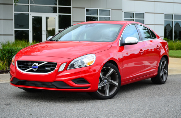 2012 Volvo S60 T6 R-Design Review & Test Drive