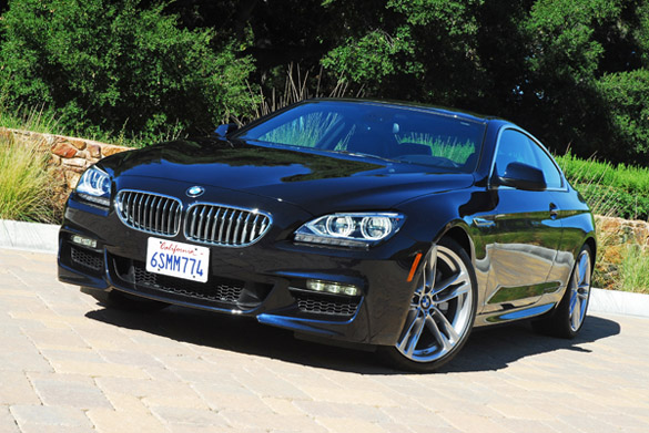 2012 BMW 650i Coupe Review & Test Drive