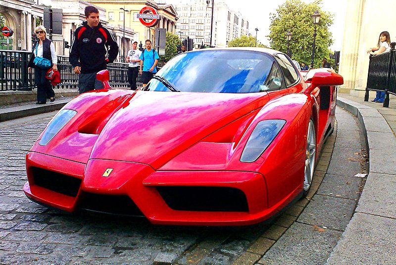 The Autopocalypse Cometh: Ferrari Enzo Successor To Be A Hybrid?