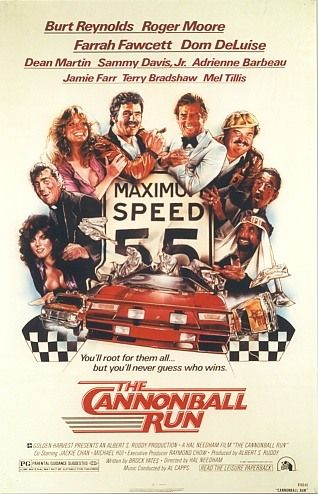 GM: We're Not Funding A Remake Of 'Cannonball Run'