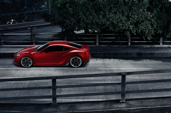 The Subaru BRZ And The Scion FR-S: What's The Difference?