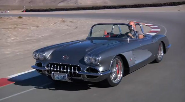The Smoking Tire Drives The Art Morrison 3G Corvette