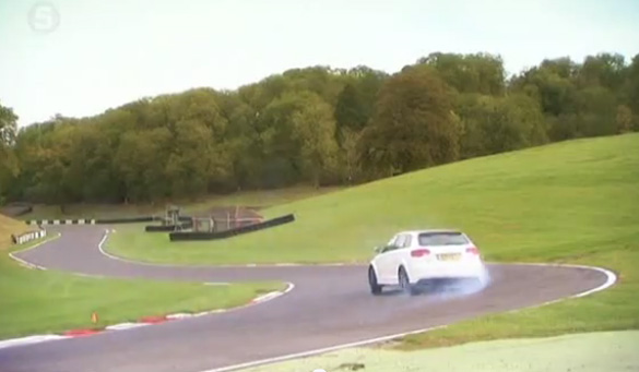 Fifth Gear Video: Audi RS3 vs. BMW 1 Series M Coupe