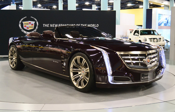 Video: Cadillac Ciel Concept at 2011 Miami Auto Show