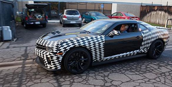 Video: 580 Horsepower Chevrolet Camaro ZL1 in Jay Leno's Garage