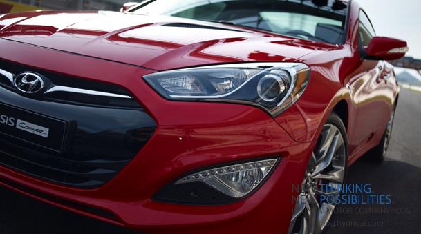 Here's The 2013 Hyundai Genesis Coupe