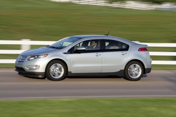 GM Counters Chevy Volt Fire Fears By Offering Loaner Cars