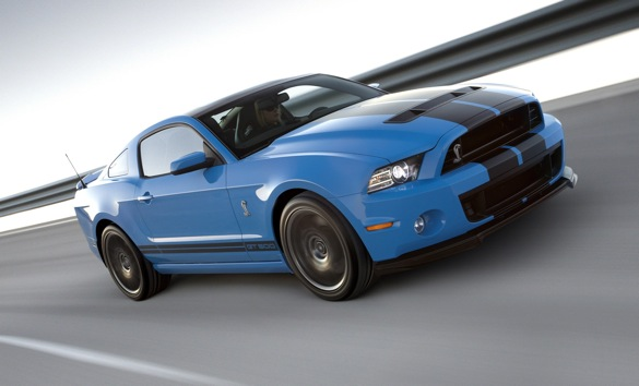 Ford Debuts The 650-Horsepower 2013 Shelby GT500 In LA