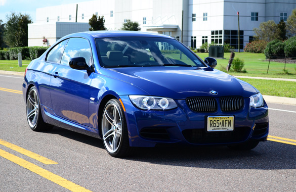 2011 BMW 335is Coupe Review & Test Drive