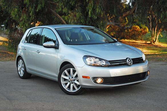 2011 Volkswagen Golf TDI 4 Door Review & Test Drive