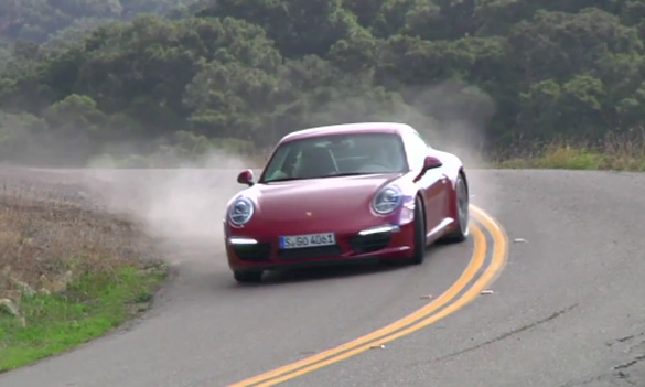 Video: Evo's Chris Harris Reviews New 2012 Porsche 911 (991)