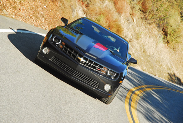 Second Drive: 2012 45th Anniversary Chevy Camaro SS