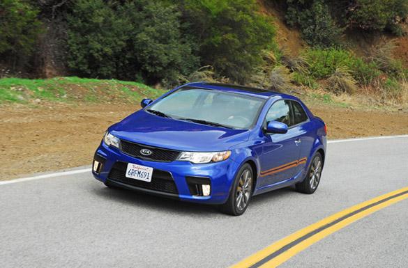 2012 Kia Forte Koup SX Review & Test Drive