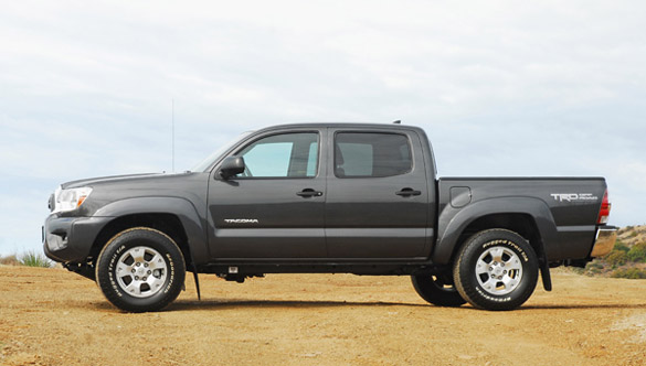 2012 toyota tacoma v6 double cab trd off road review test drive. Black Bedroom Furniture Sets. Home Design Ideas