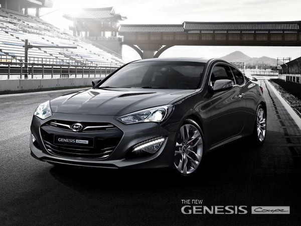 Hyundai Reveals Powertrain Specs For Upcoming Genesis Coupe