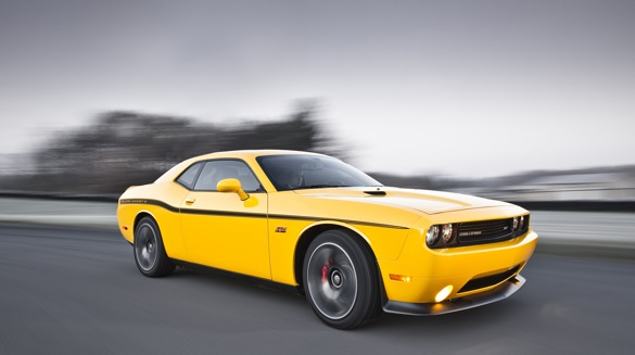 Like Yellow? Dodge Has Some New Muscle Cars For You