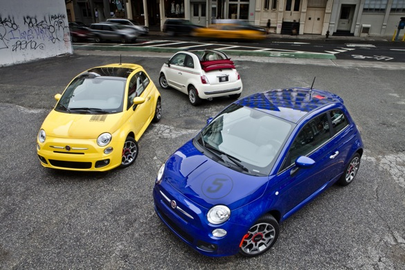 Is The Fiat 500 The Next Smart Car?