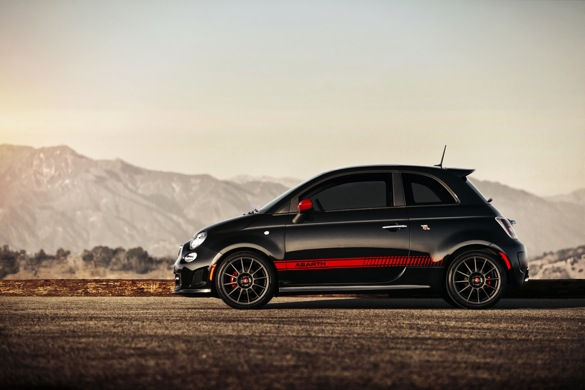"2012 Fiat 500 Abarth: ""Small But Wicked"""