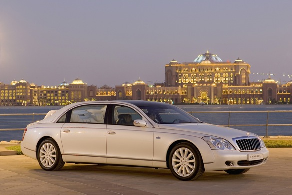 Report: Mercedes-Benz To Drop Maybach Brand