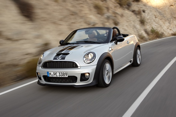 2012 MINI Roadster Models Priced