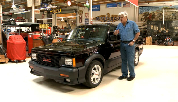 Jay Leno Drives 1991's Quickest Vehicle