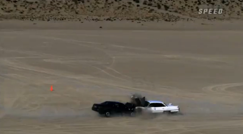 Old Versus New Cadillac Crash Test Video