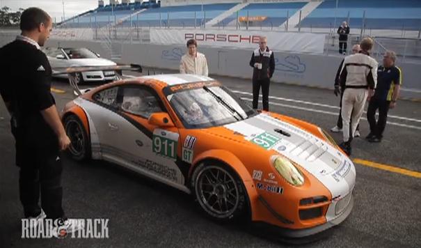 Driving The Porsche 911 GT3 R Hybrid At Estoril