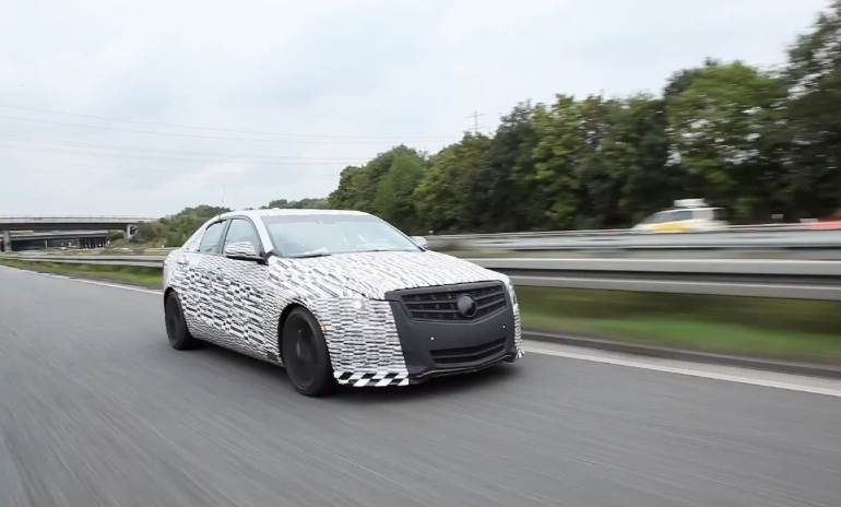 Cadillac ATS Development, Chapter 2: Caddy Sweats The Details