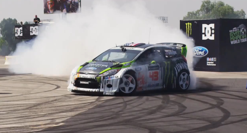Around The World With Ken Block: Video