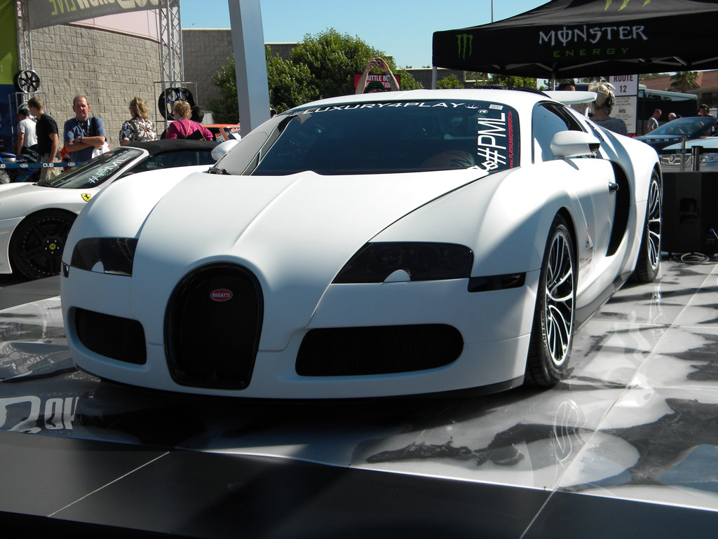 SEMA Show 2011 Images and Highlights