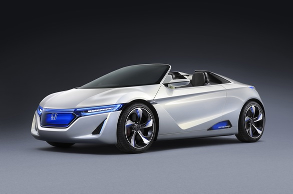 Could Honda's EV-STER Concept Become A Tesla For The Masses?