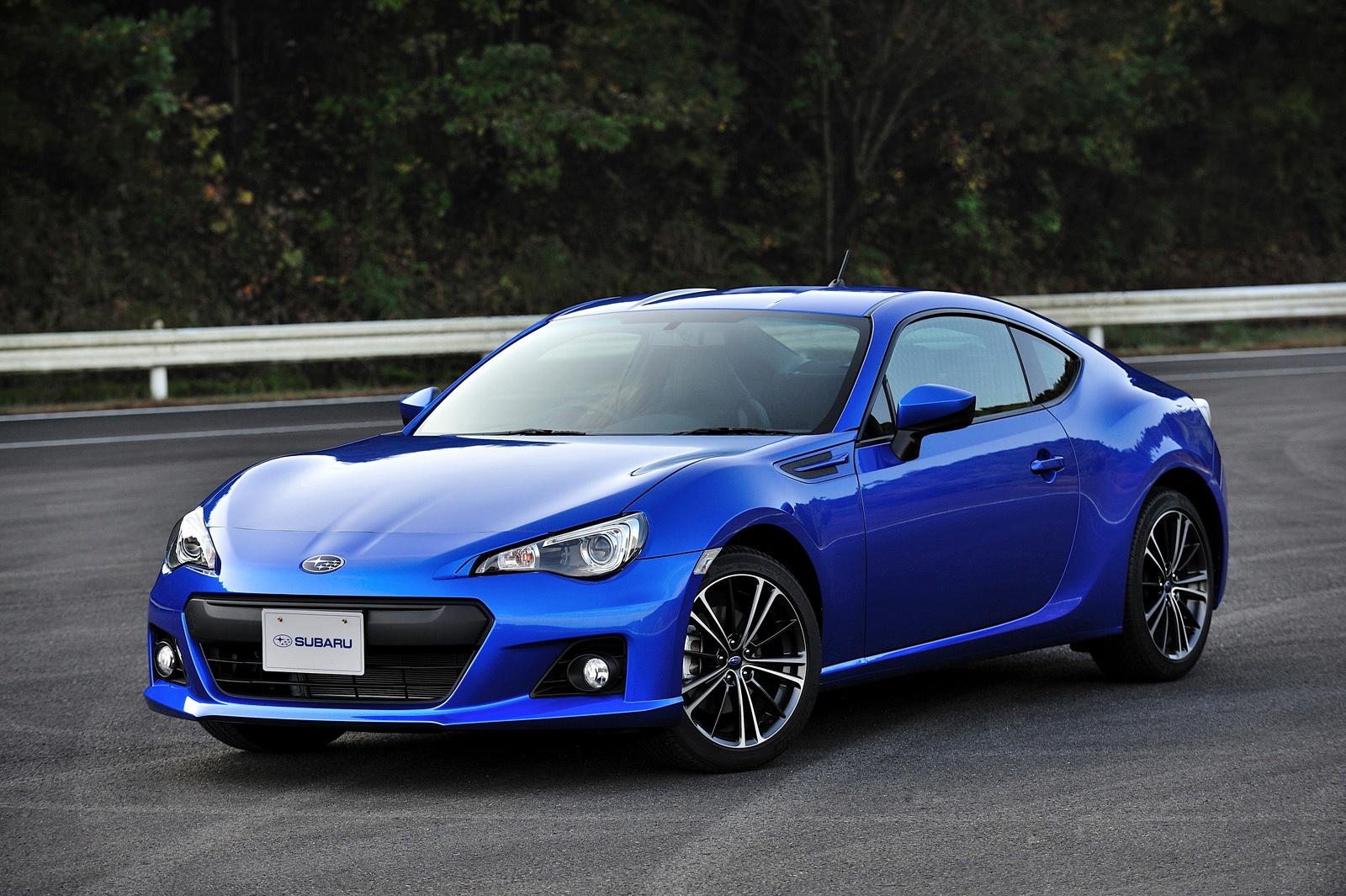 Subaru's BRZ To Start At $24,000: Report