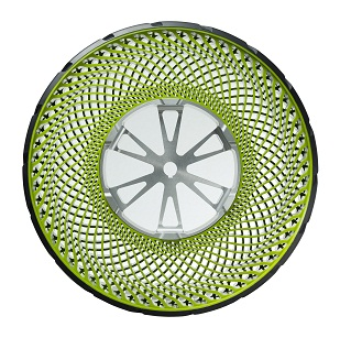 Bridgestone Revisits The Airless Tire