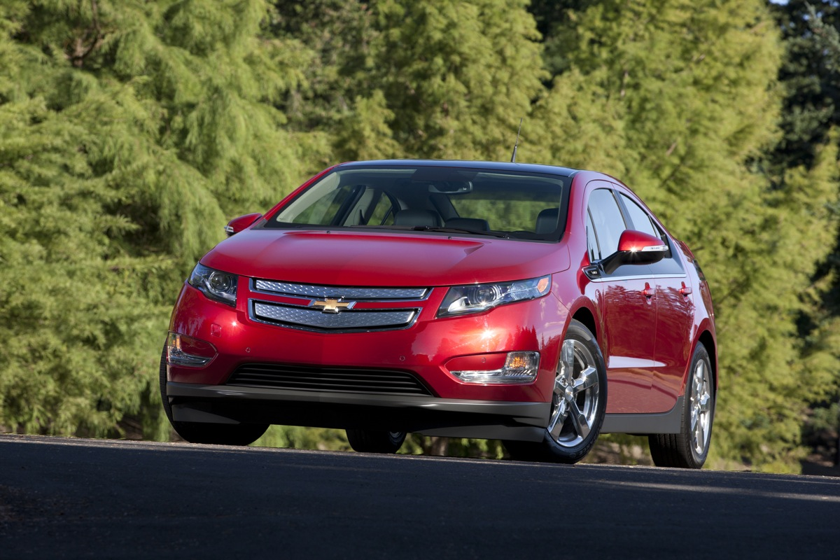 Consumer Reports: Chevy Volt Delivers Highest Satisfaction
