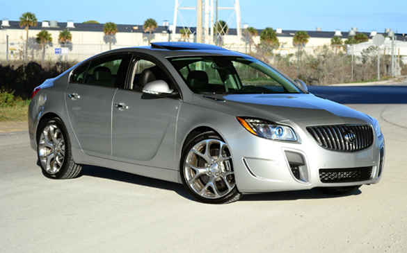 2012 Buick Regal GS Review & Test Drive