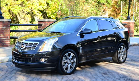 2012 Cadillac Srx Awd Premium Review Amp Test Drive