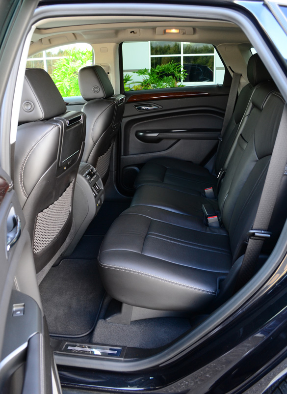 2012 Cadillac SRX AWD Premium Review & Test Drive
