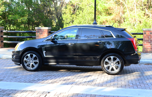 2012 Cadillac Srx Awd Premium Review Amp Test Drive
